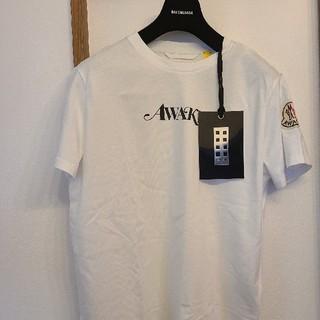 MONCLER - 【新品未使用】MONCLER ジーニアス AWAKE コラボ Tシャツ