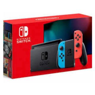 ニンテンドースイッチ(Nintendo Switch)の新品未開封★Switch 任天堂スイッチ 本体 ネオン ニンテンドウ(家庭用ゲーム機本体)