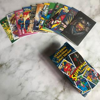 ディーシー(DC)のスーパーマン ステッカー 31枚(ステッカー)