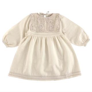 キャラメルベビー&チャイルド(Caramel baby&child )のliilu folk emma dress 2020aw (ワンピース)