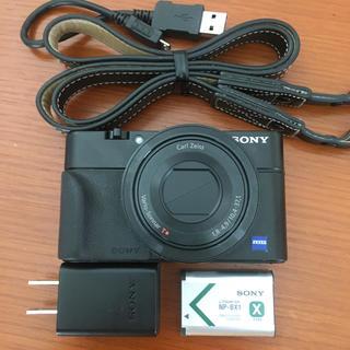 SONY - ソニー SONY Cyber−Shot RX DSC-RX100
