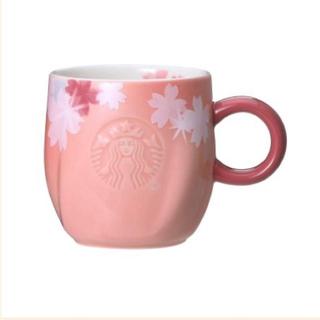 Starbucks Coffee - SAKURA2019マグブライトピンク355ml