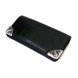 Chrome Hearts - クロムハーツCHROME■シングルフォールドウォレット財布