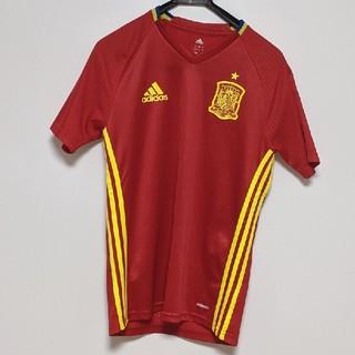 adidas - サッカー スペイン 代表 トレーニング ユニフォーム アディダス Sサイズ