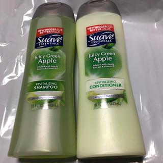 Suave - アメリカ定番Suaveシャンプー&コンディショナーセット