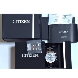 CITIZEN - ☆美品【CITIZEN】シチズン アテッサ ダイレクトフライト・電波ソーラー