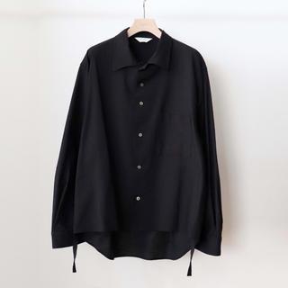 THEE rhythm shirt Black(シャツ)