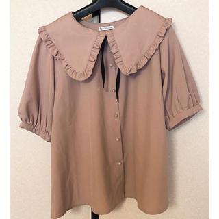 アベイル(Avail)のアベイル 量産型ブラウス 3L(シャツ/ブラウス(半袖/袖なし))