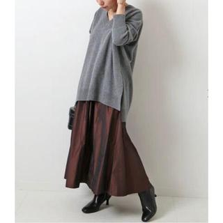 Spick and Span - Spick&Span ライトタフタギャザースカート
