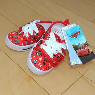 Disney - カーズ 14cm 靴