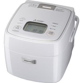 三菱電機 - 三菱電気 IHジャー炊飯器 NJ-KSE10C-W ピュアホワイト 新品