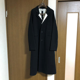 SUNSEA - sunsea 17aw w-face wool coat