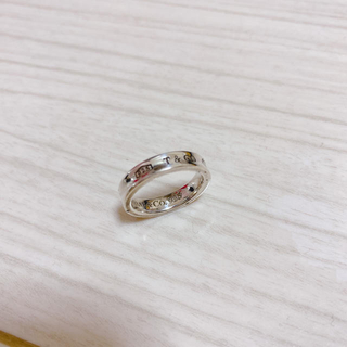 ティファニー(Tiffany & Co.)のティファニー 1937ナローリング(リング(指輪))