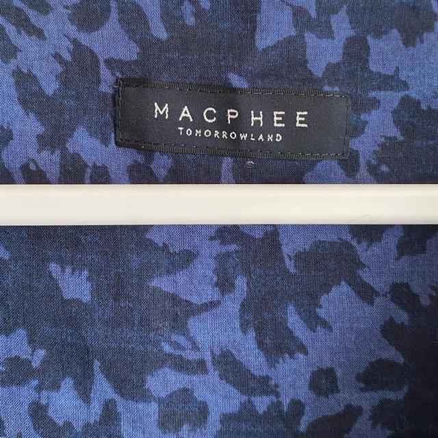TOMORROWLAND(トゥモローランド)のお値下げ中❗️トュモローランド/マカフィー/ワンピース レディースのワンピース(ロングワンピース/マキシワンピース)の商品写真