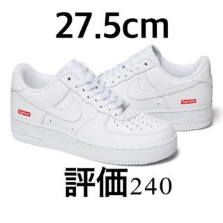 Supreme - 27.5 Supreme Nike® Air Force エアフォース
