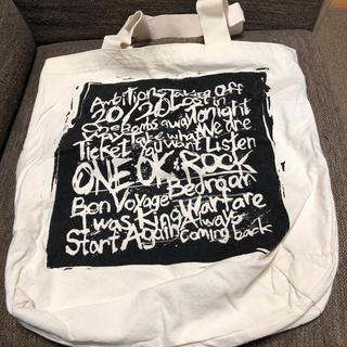 ONE OK ROCK - 新品未使用 ONE OK ROCK 2017 ツアーバッグ