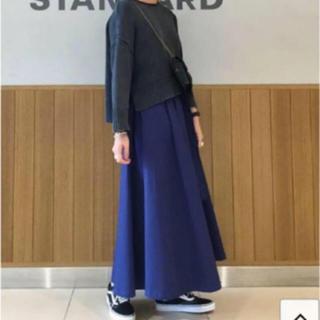 ジャーナルスタンダード(JOURNAL STANDARD)のJOURNAL STANDAR  チノラップ スカート(ロングスカート)