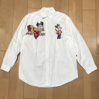デプト(DEPT)のヴィンテージシャツ(シャツ)