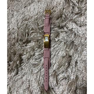 フェンディ(FENDI)のFENDI  レディース シェル 時計(腕時計)