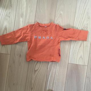 プラダ(PRADA)のPRADA長袖Tシャツ 売り切り価格(Tシャツ)