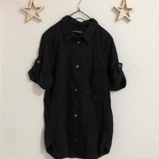 mercibeaucoup - mercibeaucoup, 黒シャツ
