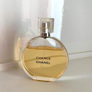 CHANEL - CHANEL  _  チャンス オードトワレ(ヴァポリザター)