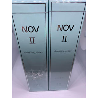 ノブ(NOV)のnov  ノブ2 クレンジングクリーム 110g  2個セット(洗顔料)