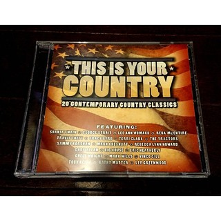 【20曲】VA / This Is Your Country (輸入盤CD)