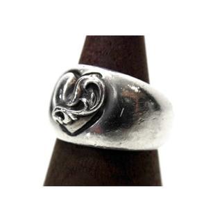 クロムハーツ(Chrome Hearts)のクロムハーツCHROME■HEART IN BANDハートインバンドリング(リング(指輪))