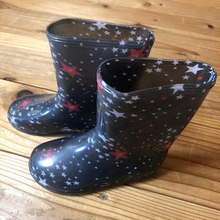 アニエスベー(agnes b.)の新品 アニエスベー 長靴 17センチ(長靴/レインシューズ)