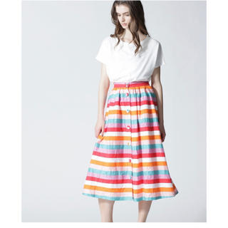 GRACE CONTINENTAL - GRACE CONTINENTAL スカート
