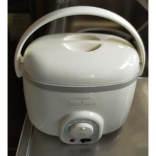 ツインバード(TWINBIRD)のプリンヨーグルトメーカー ツインバード(調理道具/製菓道具)