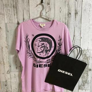 ディーゼル(DIESEL)のDIESEL ディーゼル Tシャツ(Tシャツ/カットソー(半袖/袖なし))