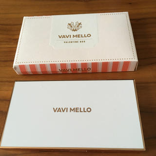 dholic - VAVI MELLO バビメロ バレンタインボックス アイシャドウ 韓国