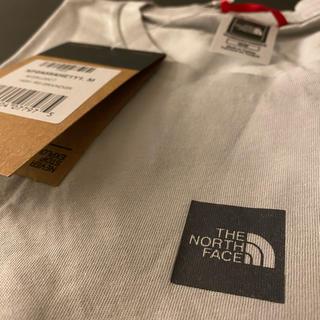 THE NORTH FACE - The North Face/ノースフェイス ボックスロゴTシャツ グレー