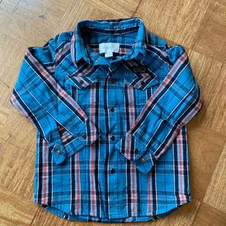 ディーゼル(DIESEL)の【中古】DIESEL キッズ ボーイズ ネルシャツ 3T(ジャケット/上着)