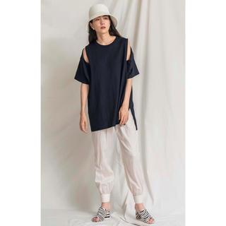 sacai - MAISON SPECIAL 2WAYスリーブTシャツ