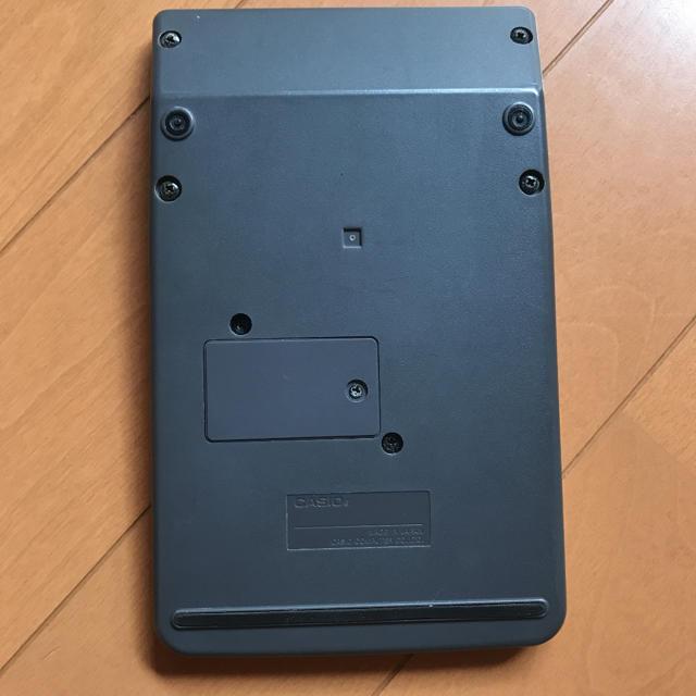CASIO(カシオ)の計算機 CASIO 関数電卓 JS-20K eco インテリア/住まい/日用品のオフィス用品(オフィス用品一般)の商品写真