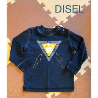 ディーゼル(DIESEL)のDISEL ロンT(Tシャツ)