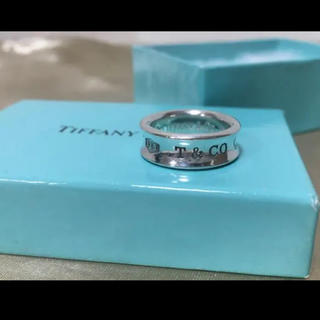 Tiffany & Co. - ティファニー  リング 指輪