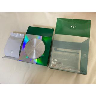 ボウダンショウネンダン(防弾少年団(BTS))のVT cosmetics CICA REDNESS COVER CUSHION(ファンデーション)