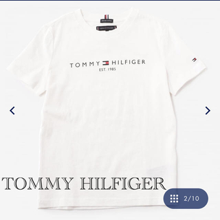 トミーヒルフィガー(TOMMY HILFIGER)のTOMMY HILFIGER半袖tシャツ130センチ(Tシャツ/カットソー)