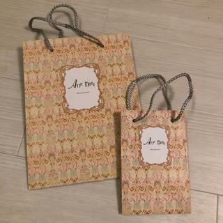 アネモネ(Ane Mone)のアネモネ ショッパー ショップ袋 2枚(ショップ袋)