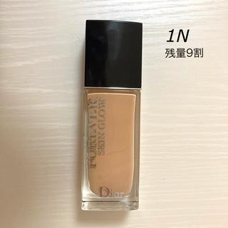 Dior - ディオールスキン ファンデーション フォーエヴァー フルイド グロウ 1N