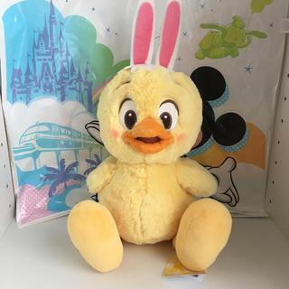 Disney - 《初代》①2019年 ディズニーイースター うさピヨ ぬいぐるみ 新品