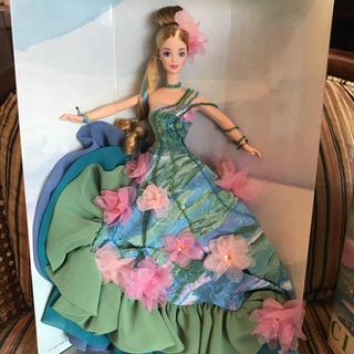 バービー(Barbie)のマテル Barbie バービー クロード・モネ ウォーター リリー 希少(ぬいぐるみ/人形)