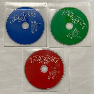 アイコン(iKON)のiKON ペンミ2019 DVD 3枚セット(ミュージック)