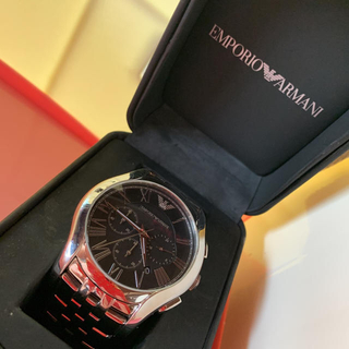 エンポリオアルマーニ(Emporio Armani)のエンポリオアルマーニ ❤︎ メンズ腕時計(腕時計(アナログ))