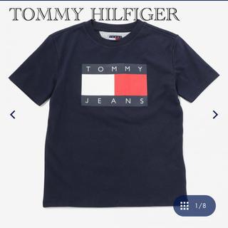 トミーヒルフィガー(TOMMY HILFIGER)のTOMMY HILFIGER 半袖tシャツ130センチ(Tシャツ/カットソー)