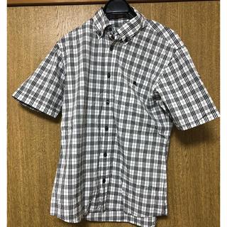 バーバリーブラックレーベル(BURBERRY BLACK LABEL)の【超美品】ブラックレーベル シャツ(シャツ)